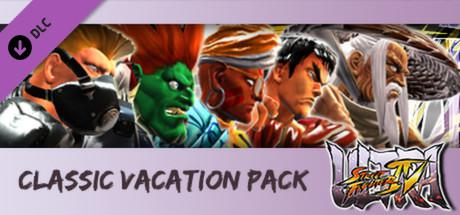 Ultra Street Fighter IV: Classic Vacation Pack