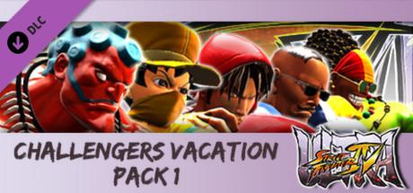 Ultra Street Fighter IV: Challengers Vacation Pack 1