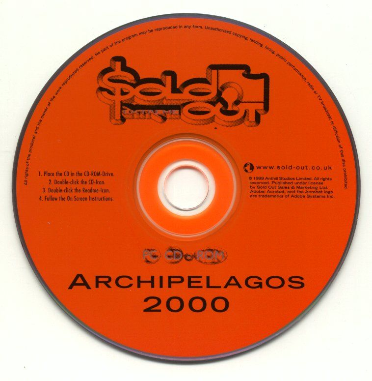 Archipelagos 2000 Windows Media