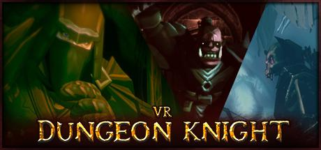 VR Dungeon Knight Windows Front Cover