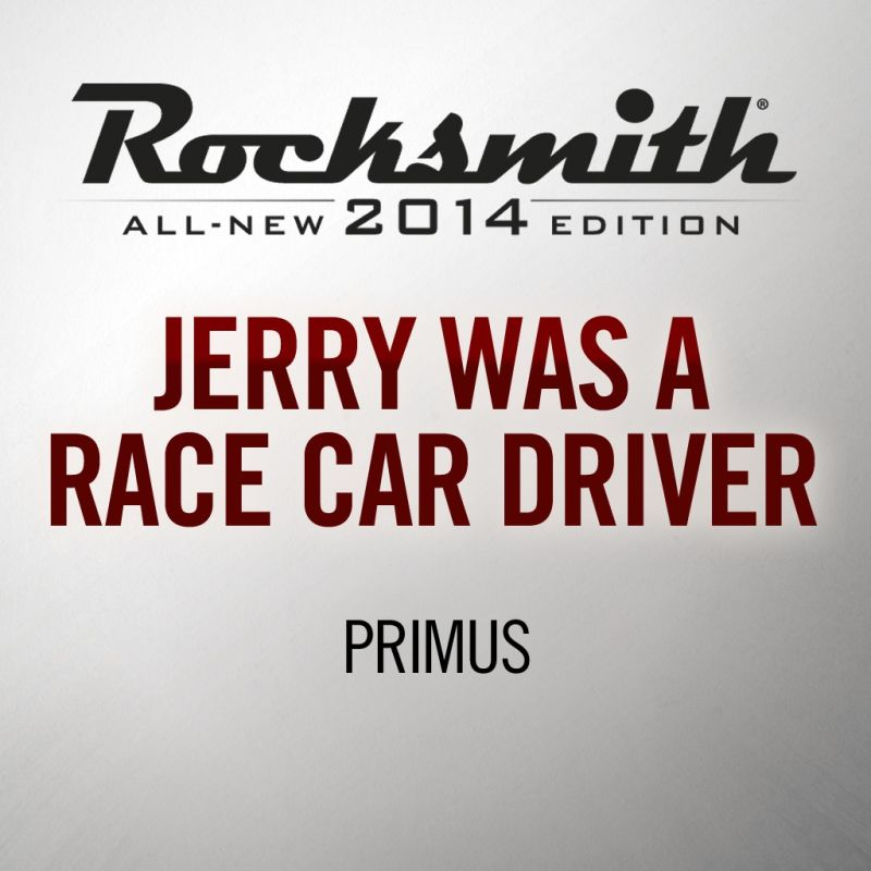 Jerry Was A Race Car Driver By Primus