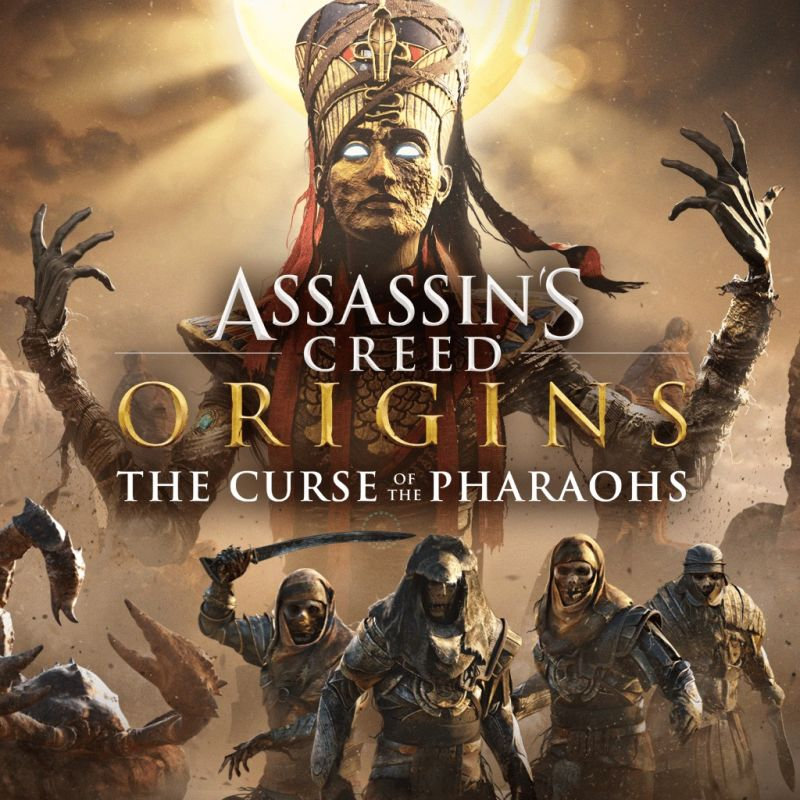 Assassin's Creed: Origins - The Curse of the Pharaohs for ...