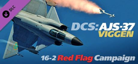DCS World: AJS-37 Viggen - 16-2 Red Flag Campaign for