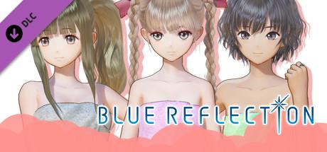 Blue Reflection: Bath Towels Set B (Yuzu, Shihori, Kei)