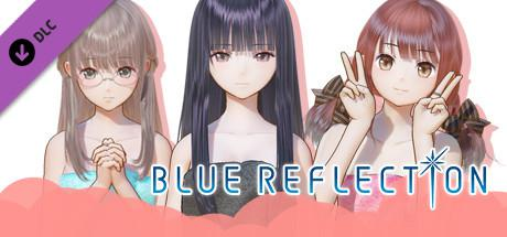 Blue Reflection: Bath Towels Set D (Sanae, Ako, Yuri)