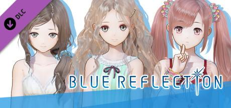 Blue Reflection: Summer Clothes Set C (Lime, Fumio, Chihiro)