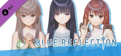 Blue Reflection: Summer Clothes Set D (Sanae, Ako, Yuri)