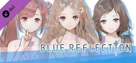 Blue Reflection: Vacation Style Set C (Lime, Fumio, Chihiro)