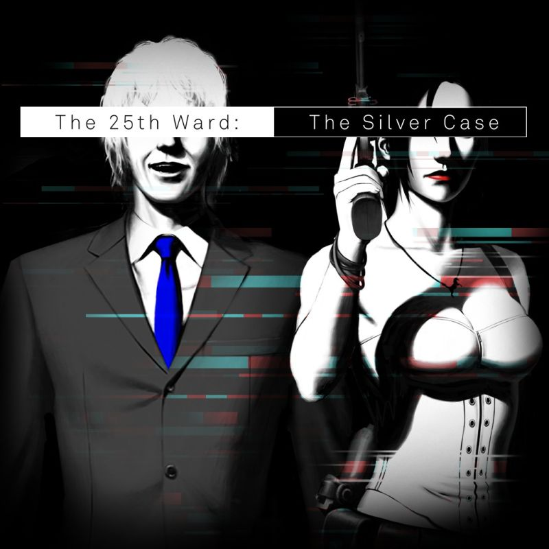 обложка 90x90 The 25th Ward: The Silver Case