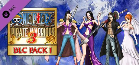 One Piece: Pirate Warriors 3 - DLC Pack 1