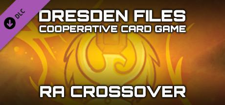 The Dresden Files: Cooperative Card Game - Ra Crossover Linux Front Cover