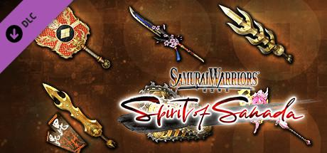 Samurai Warriors: Spirit of Sanada - Additional Weapons Set 3