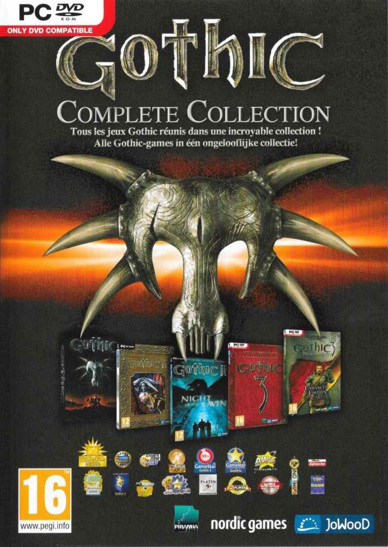 Gothic: Complete Collection