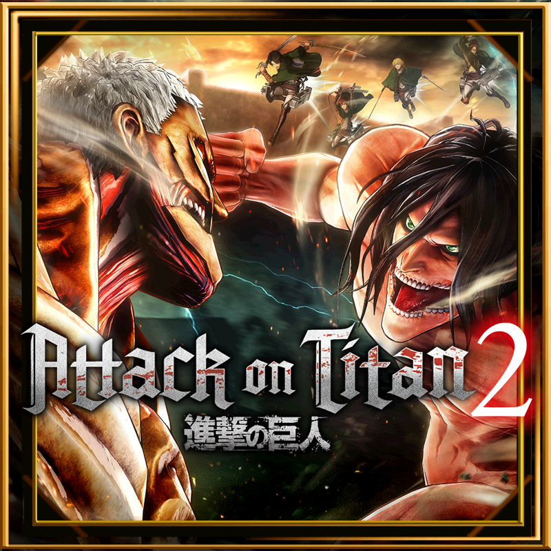 Attack On Titan 2 (Deluxe Edition) For Nintendo Switch