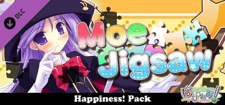 Moe Jigsaw: Happiness! Pack Windows Front Cover