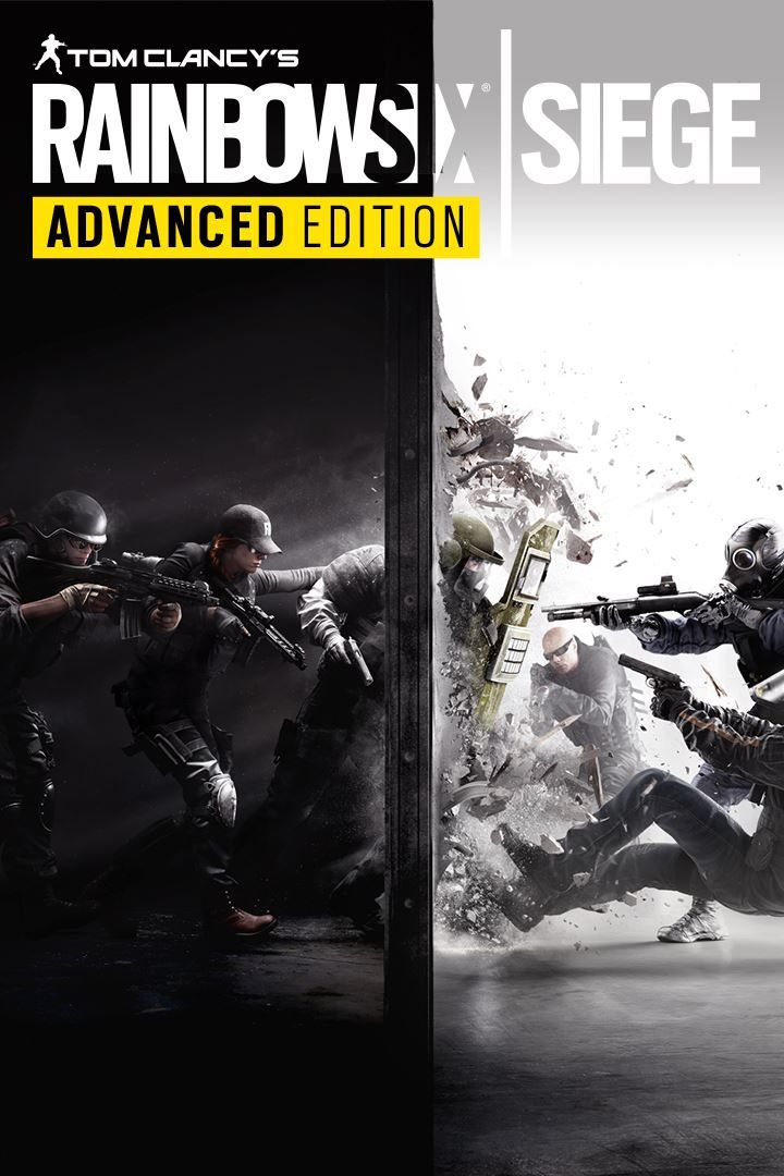 rainbow six siege different editions 2018
