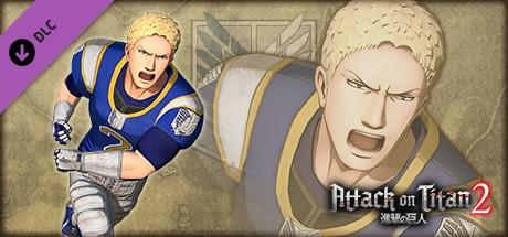 Attack on Titan 2: Reiner Costume - American Football Outfit
