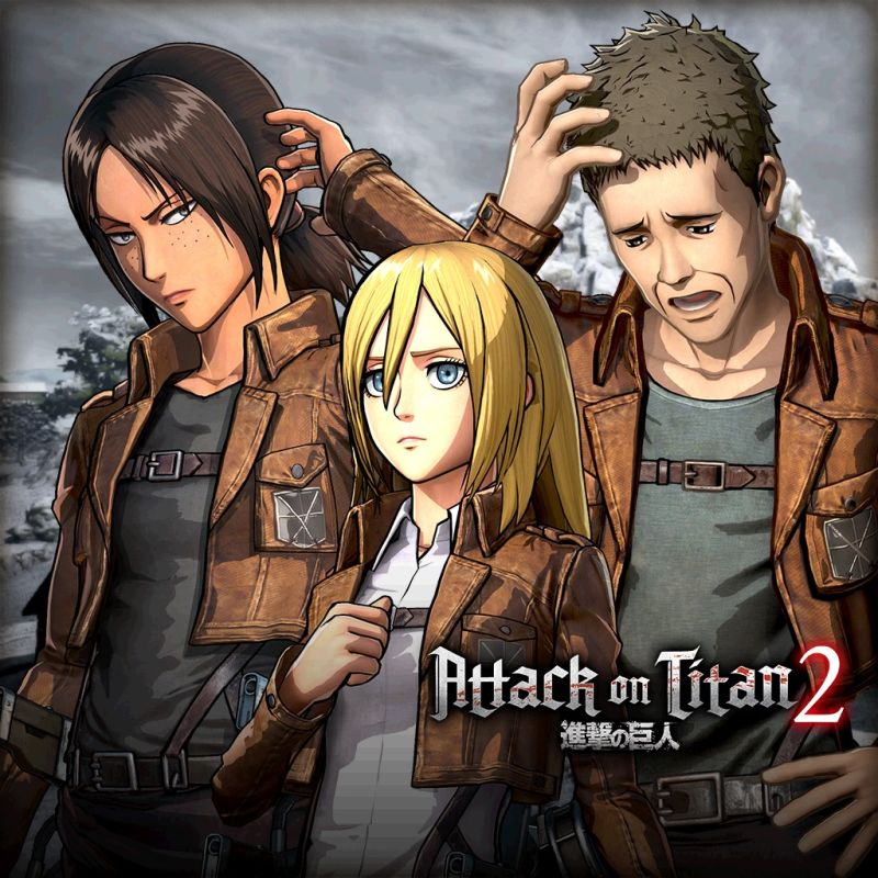 Attack On Titan 2: White Out For PlayStation 4 (2018