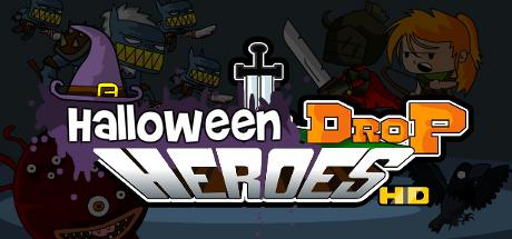 Vertical Drop Heroes HD: Halloween Theme
