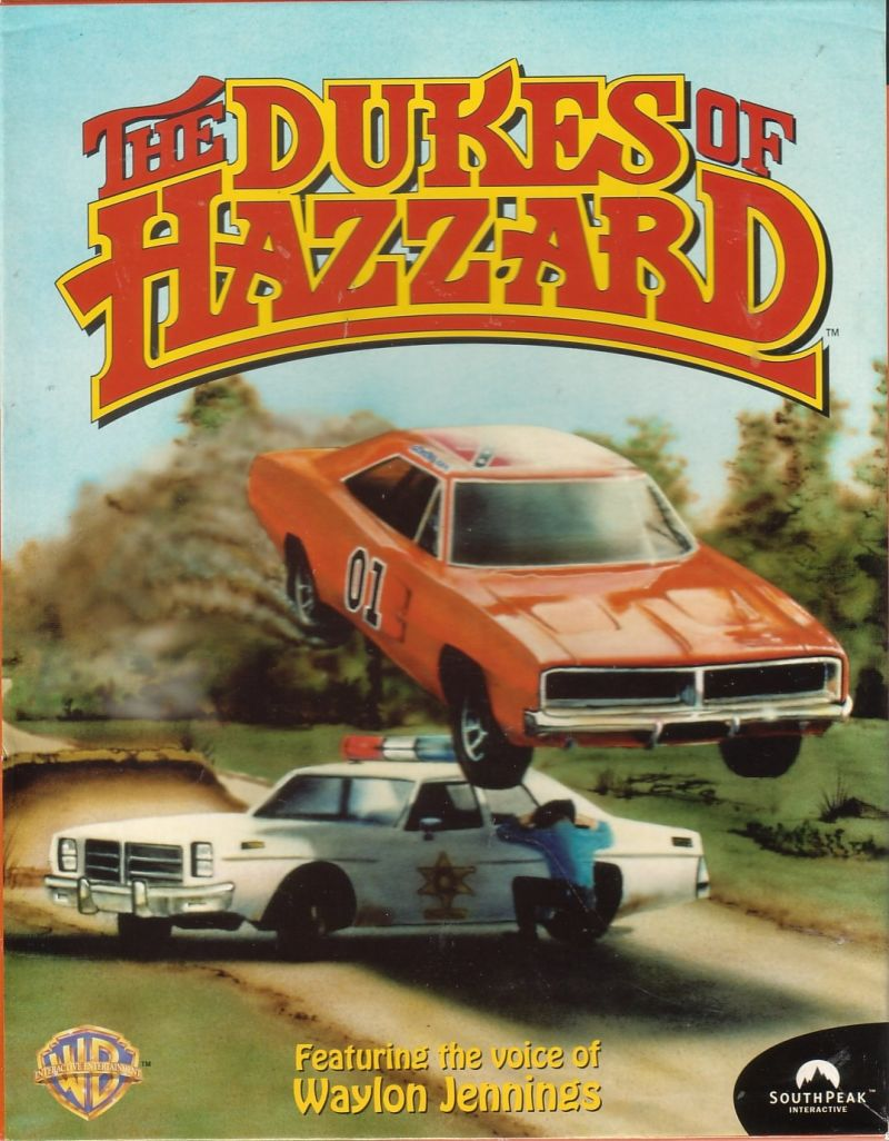 The Dukes of Hazzard: Racing for Home Windows Front Cover