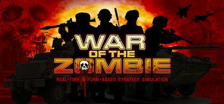обложка 90x90 War Of The Zombie: Real-Time & Turn-Based Strategy Simulation