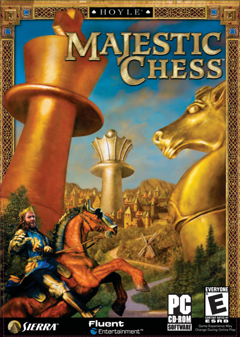 Hoyle Majestic Chess Windows Front Cover