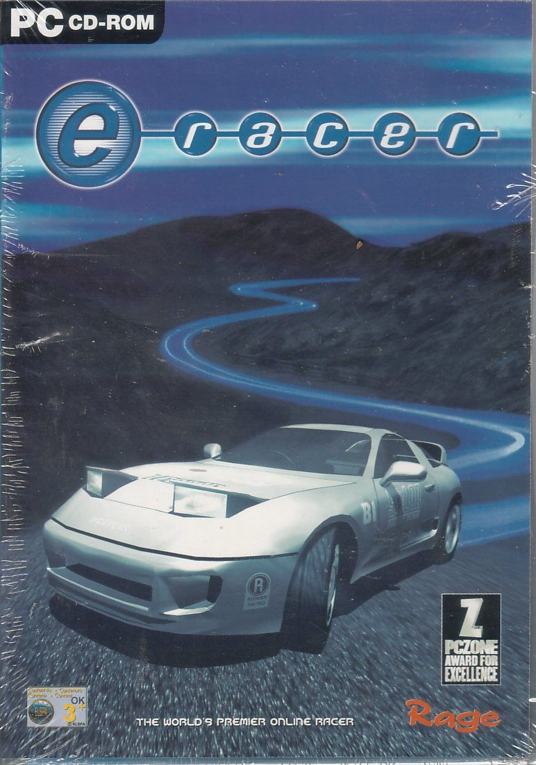eRacer Windows Front Cover