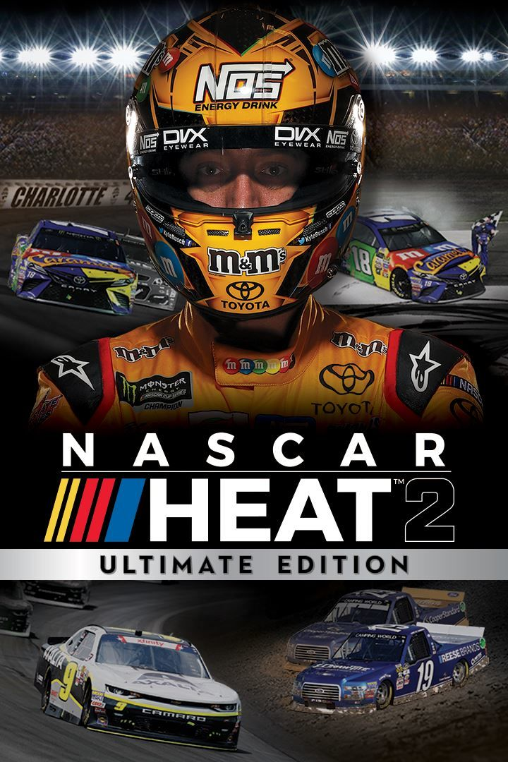 Nascar Games For Xbox 1 : Nascar heat ultimate edition for xbox one