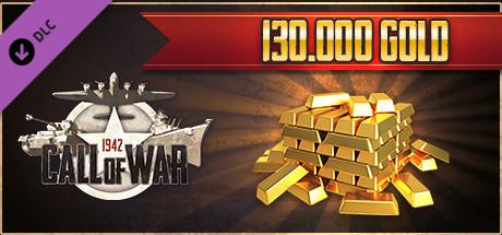 1942: Call of War - 130.000 Gold