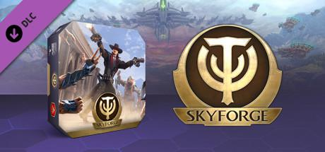 Skyforge: Free Steam Welcome Gift