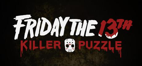 Friday the 13th: Killer Puzzle Macintosh Front Cover