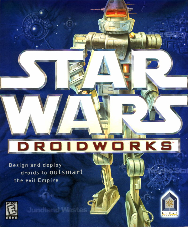 Star Wars: DroidWorks Windows Front Cover