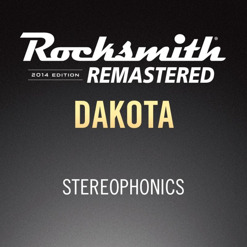 Rocksmith: All-new 2014 Edition - Stereophonics: Dakota 2018 pc game Img-1