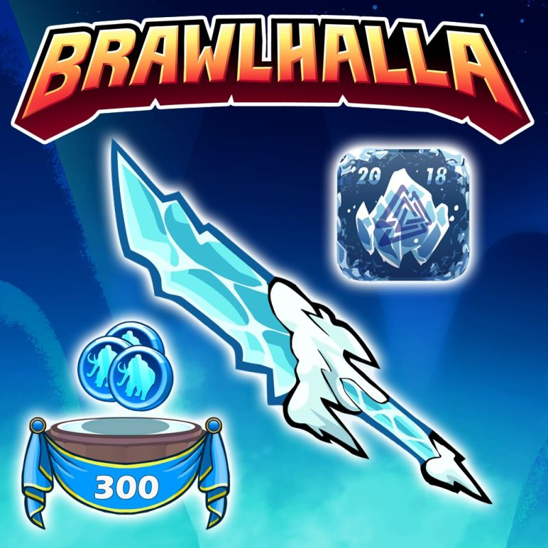Brawlhalla: Winter Championship 2018 for Macintosh (2018