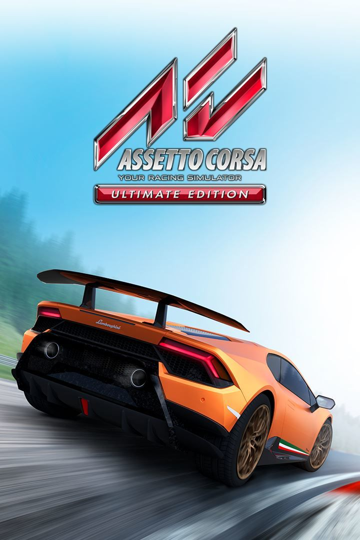 assetto corsa ultimate edition for xbox one 2018. Black Bedroom Furniture Sets. Home Design Ideas