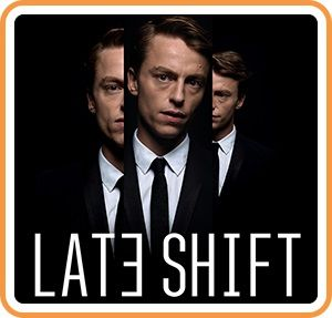 Late Shift Nintendo Switch Front Cover