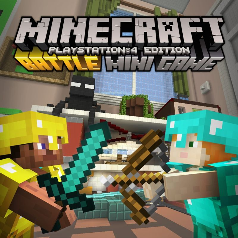 Minecraft: Xbox One Edition - Battle Map Pack 4 (2016) PlayStation 3