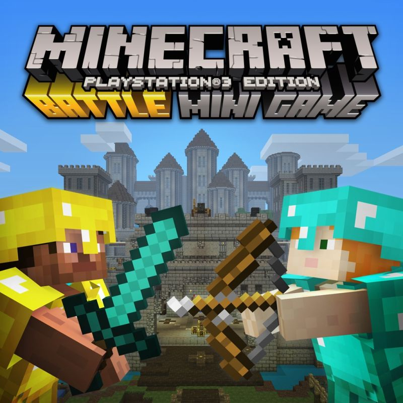 Minecraft: Xbox One Edition - Battle Map Pack 2 (2016) PlayStation 3 ...