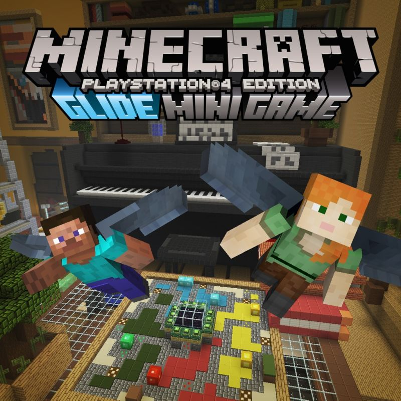 Book Cover Craft Xbox One : Minecraft xbox one edition glide giants track pack for