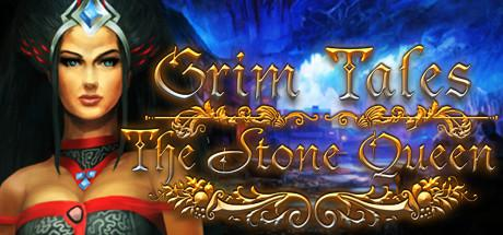 обложка 90x90 Grim Tales: The Stone Queen (Collector's Edition)