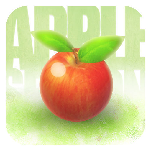 Apple Season iPad Front Cover