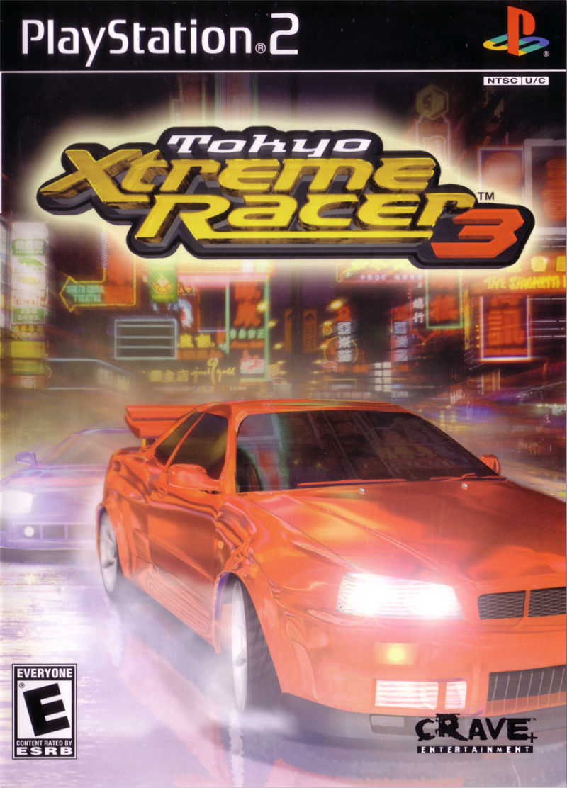 Tokyo Xtreme Racer 3 For Playstation 2 2003 Mobygames