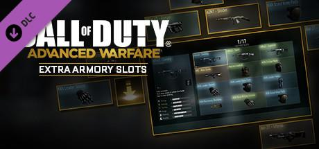 Call of Duty: Advanced Warfare - Extra Armory Slots 5