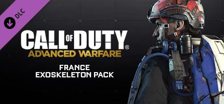 Call of Duty: Advanced Warfare - France Exoskeleton Pack