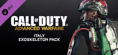 Call of Duty: Advanced Warfare - Italy Exoskeleton Pack