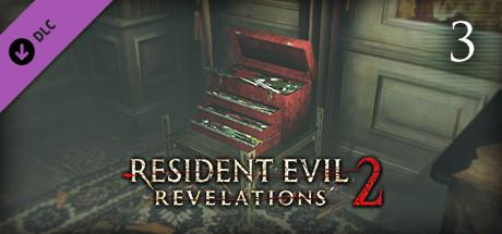Resident Evil: Revelations 2 - Raid Mode: Parts Storage 3