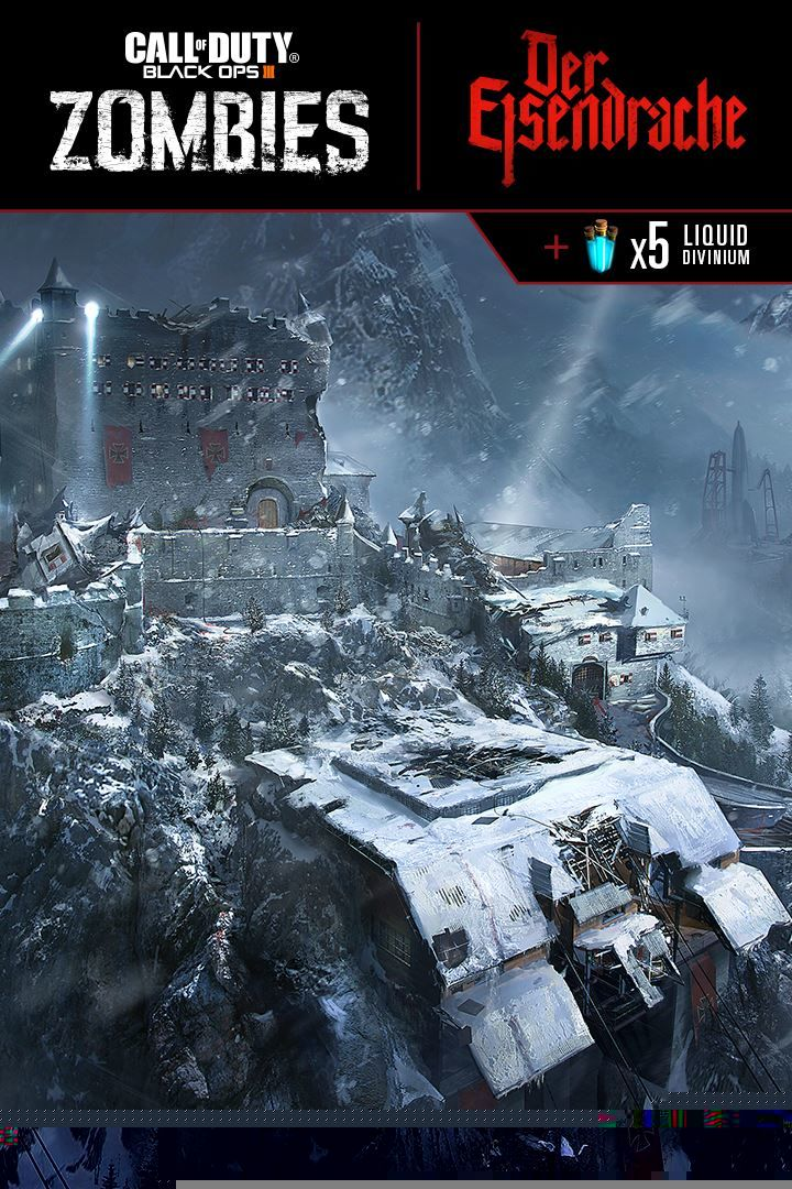 Call of Duty: Black Ops III - Der Eisendrache Zombies Map (2018 ...