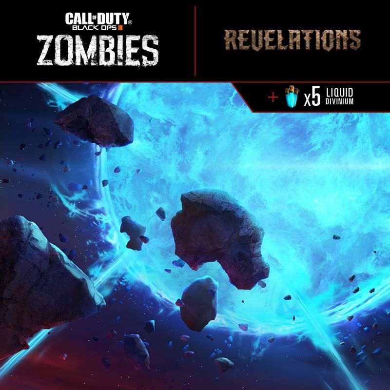 Call of Duty: Black Ops III - Revelations Zombies Map ...