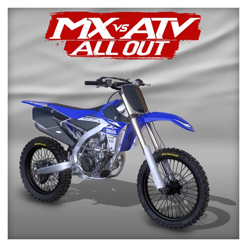 mx vs atv all out 2017 yamaha yz250f for playstation 4. Black Bedroom Furniture Sets. Home Design Ideas