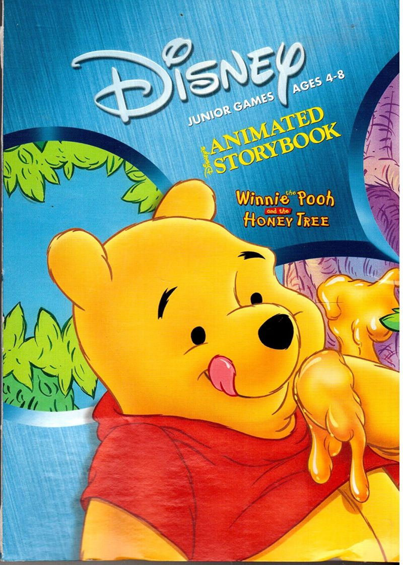 Disneys Animated Storybook Winnie the Pooh and the Honey